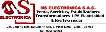Estabilizadores de voltaje transformadores y ups