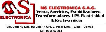 Estabilizadores Transformadores de voltaje,ups